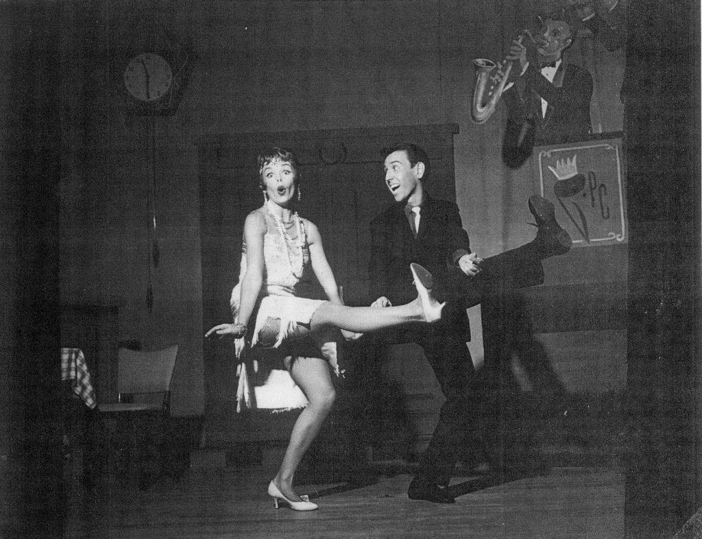 Dean Barlow Tap Dancer and Choreographer