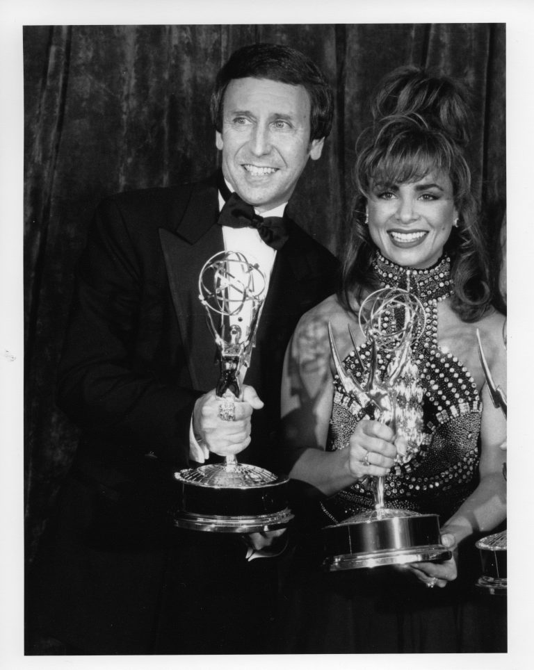 Los Angeles Master Tap Dancer Dean Barlow with Paula Abdul